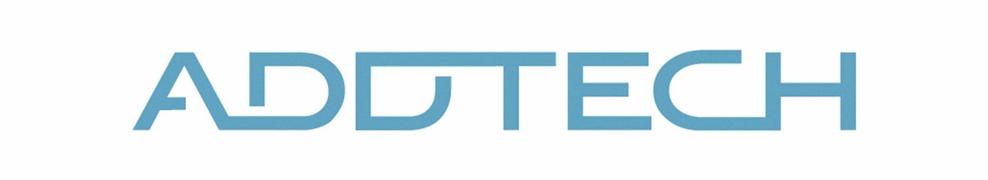 FB Gruppe ist Teil der schwedischen Unternehmensgruppe Addtech, dessen Logo abgebildet ist