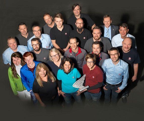 Team Kettenspezialisten von FB Ketten